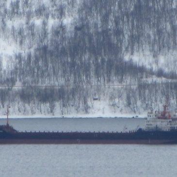 Опасный груз в центре Мурманска: в порт вновь привезли иностранные ядерные отходы