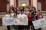 КЭЦ и Декомиссия на конференции Российского социально-экологического союза.