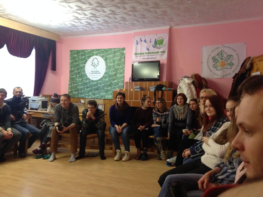 Barents eco-art academy