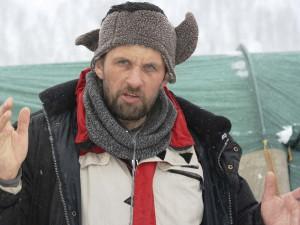 рассказывает Александр Васильев - руководитель соревнований