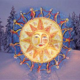 21 декабря— Зимнее солнцестояние