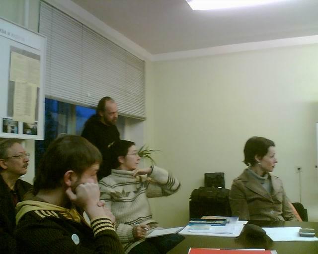 Подготовка к акции у Росатома